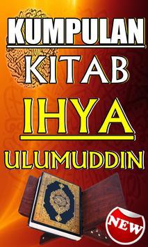 KUMPULAN KITAB IHYA ULUMUDDIN TERBARU poster