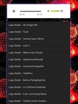 Kumpulan Lagu Batak apk screenshot