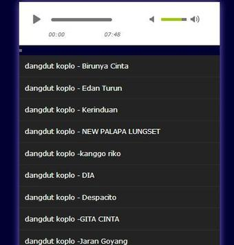 Kumpulan lagu dangdut palapa screenshot 12