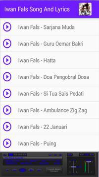 Kumpulan Lagu Iwan Fals Full apk screenshot