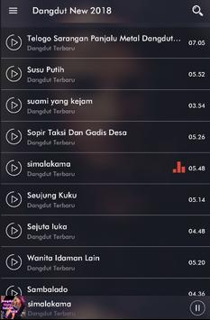 kumpulan lagu lagu dangdut koplo terbaru screenshot 2