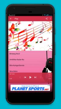 Kumpulan Lagu Tidur Anak apk screenshot