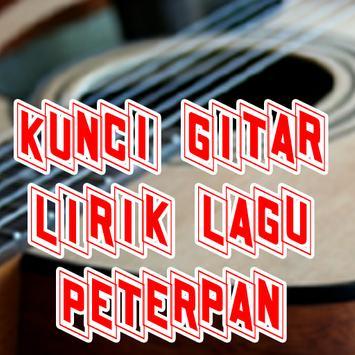 Kunci Gitar Lagu Peterpan poster