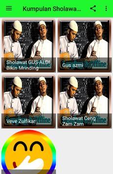 Kumpulan Lagu Sholawat GUS-ALDI screenshot 3