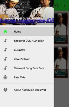 Kumpulan Lagu Sholawat GUS-ALDI screenshot 1