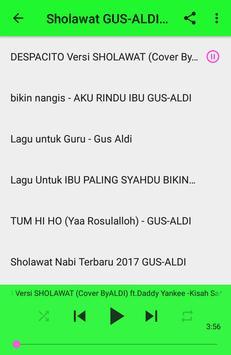 Kumpulan Lagu Sholawat GUS-ALDI screenshot 2