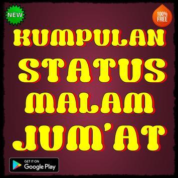 Kumpulan Status Malam Jumat poster