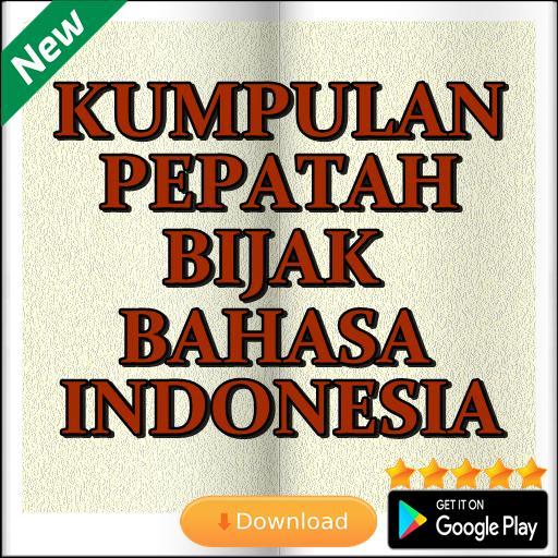 Kumpulan Pepatah Bijak Bahasa Indonesia Für Android Apk