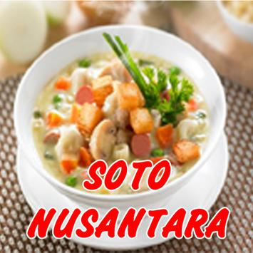 Kumpulan Resep Soto Nusantara poster