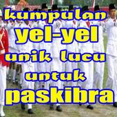kumpulan yel-yel unik lucu untuk paskibra icon