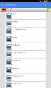 TV Tamil Channel Data apk screenshot