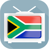 TV South Africa icon