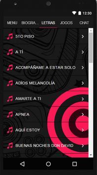 Ricardo Arjona Lo Poco Que screenshot 1