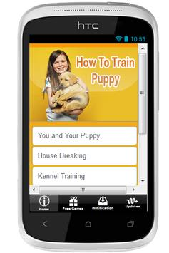 How To Train Puppy screenshot 1