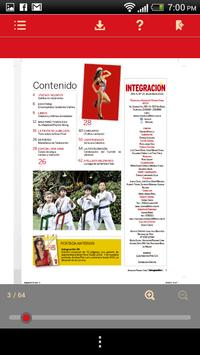Revista Integración apk screenshot