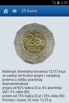 Kunalipa, numizmatika hrvatska screenshot 1