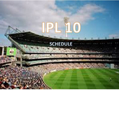 Latest Schedule of IPL icon