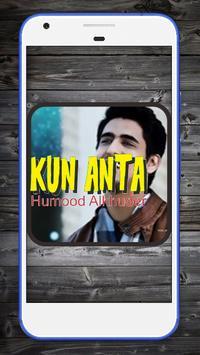 Kun Anta: Humood Alkhuder Mp3 poster