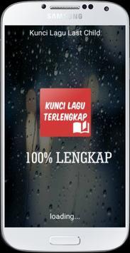 Kunci Gitar Last Child poster