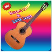 Kunci Gitar dan Lirik Lagu icon