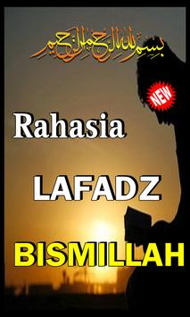 KUNCI RAHASIA LAFAZD BISMILLAH TERLENGKAP poster