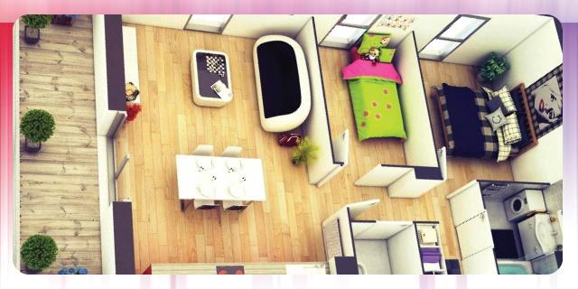 New Home Design 3D poster