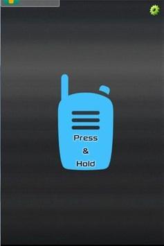 Walkie Talkie App Free poster