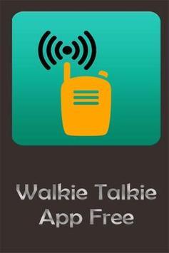 Walkie Talkie App Free screenshot 1