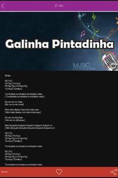 Galinha Pintadinha Letras Hits screenshot 2