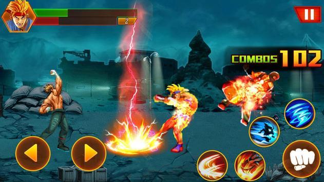 Street tinju: kungfu pejuang screenshot 13
