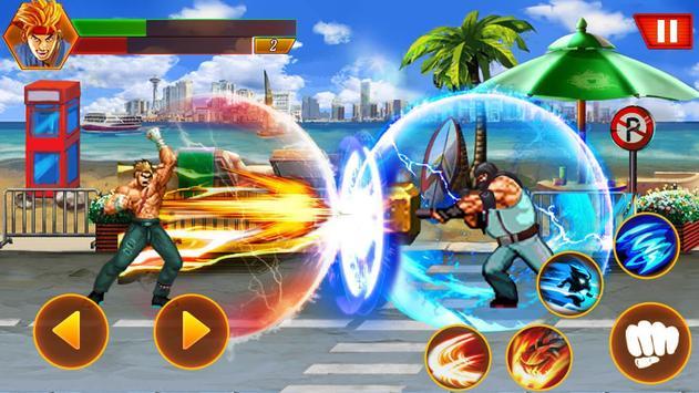 Street tinju: kungfu pejuang screenshot 10