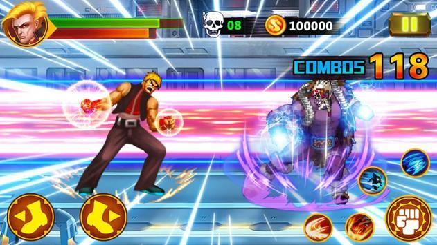 Street Fighting2:K.O Fighters apk screenshot