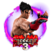 Kung Fu: Fighting Game TEKKEN 3 icon