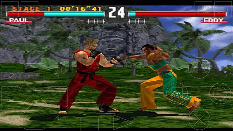 Kung Fu: Fighting Game TEKKEN 3 for Android - APK Download