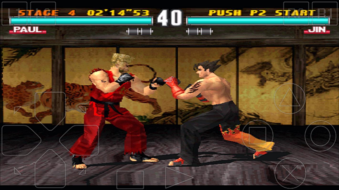 Tekken 3 - Play Game Online