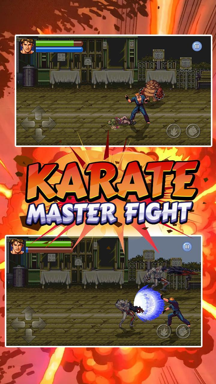 Karate Master - Kungfu Fighter poster