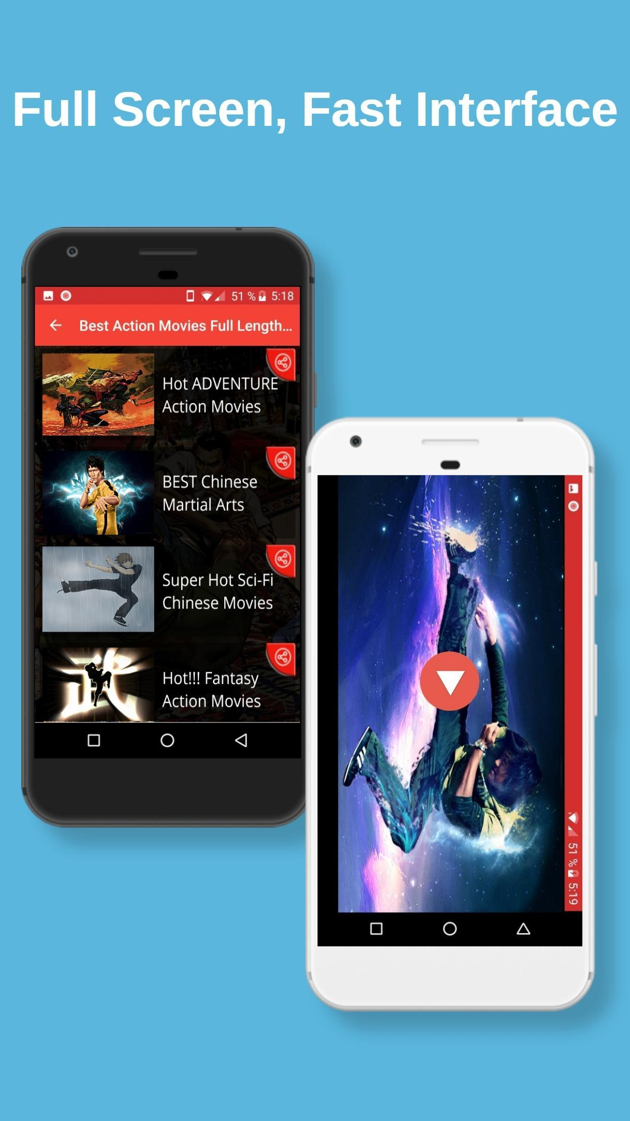 Kung Fu Movies for Android - APK Download