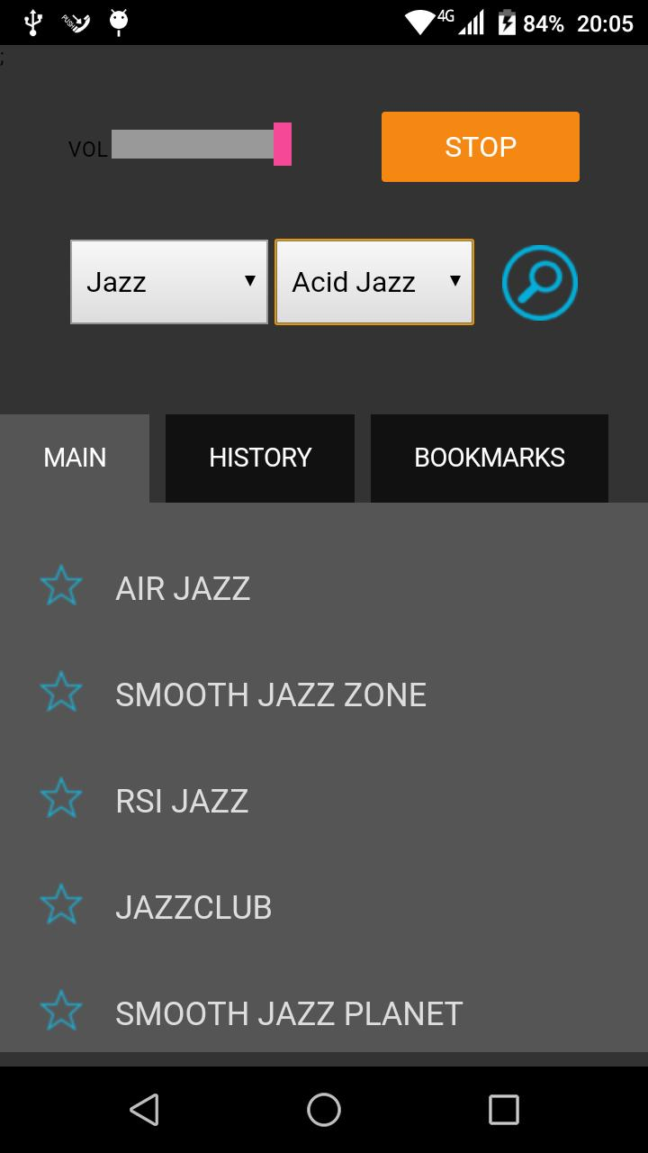 Simple SHOUTcast Radio for Android - APK Download