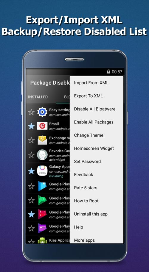 Package Disabler for Android - APK Download