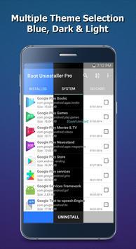 Root Uninstaller apk screenshot