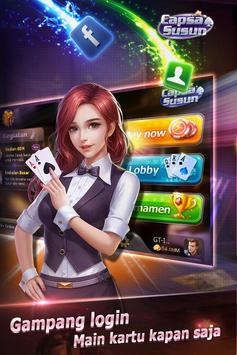 Games Capsa Susun(Free Poker Casino) download apk android new version
