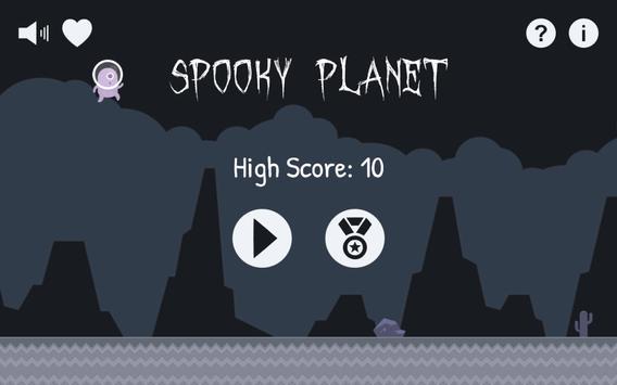 Spooky Planet screenshot 6