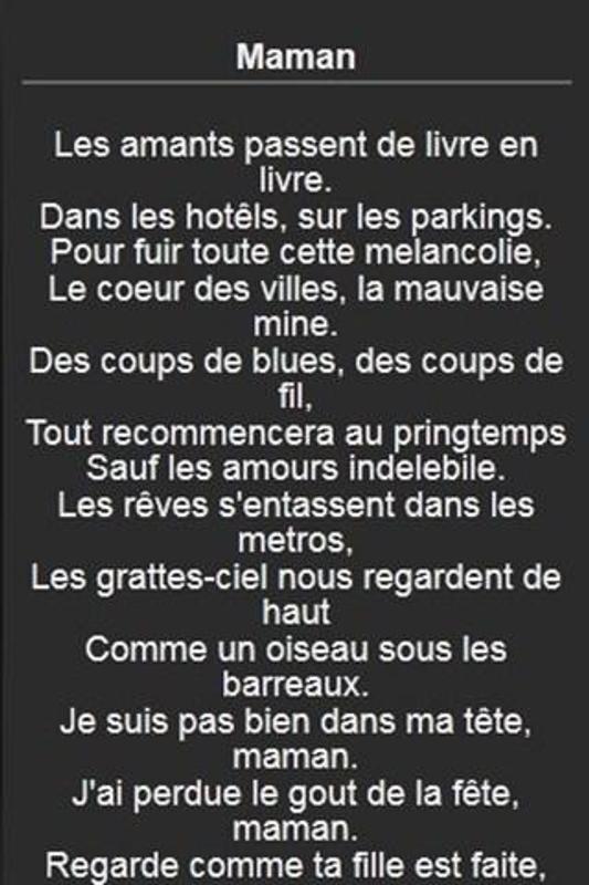 Louane paroles apk louane paroles apk apkpure for Musique de louane