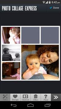 Photo Collage Express - PRO screenshot 1