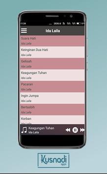Lagu Lawas Ida Laila Lengkap screenshot 1