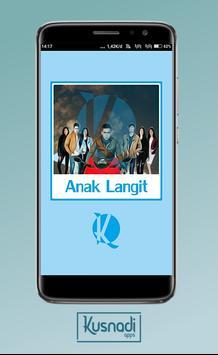 Lagu Ost Anak Langit - 100% Rock n Roll poster