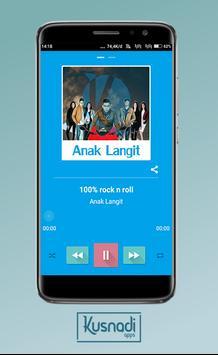 Lagu Ost Anak Langit - 100% Rock n Roll screenshot 2