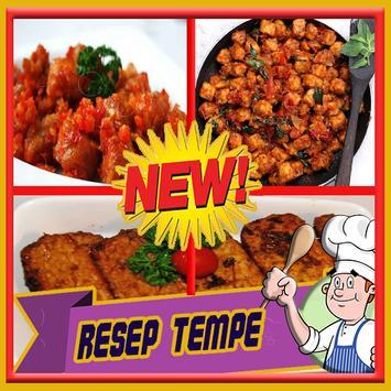Resep Olahan Tempe Mantap poster