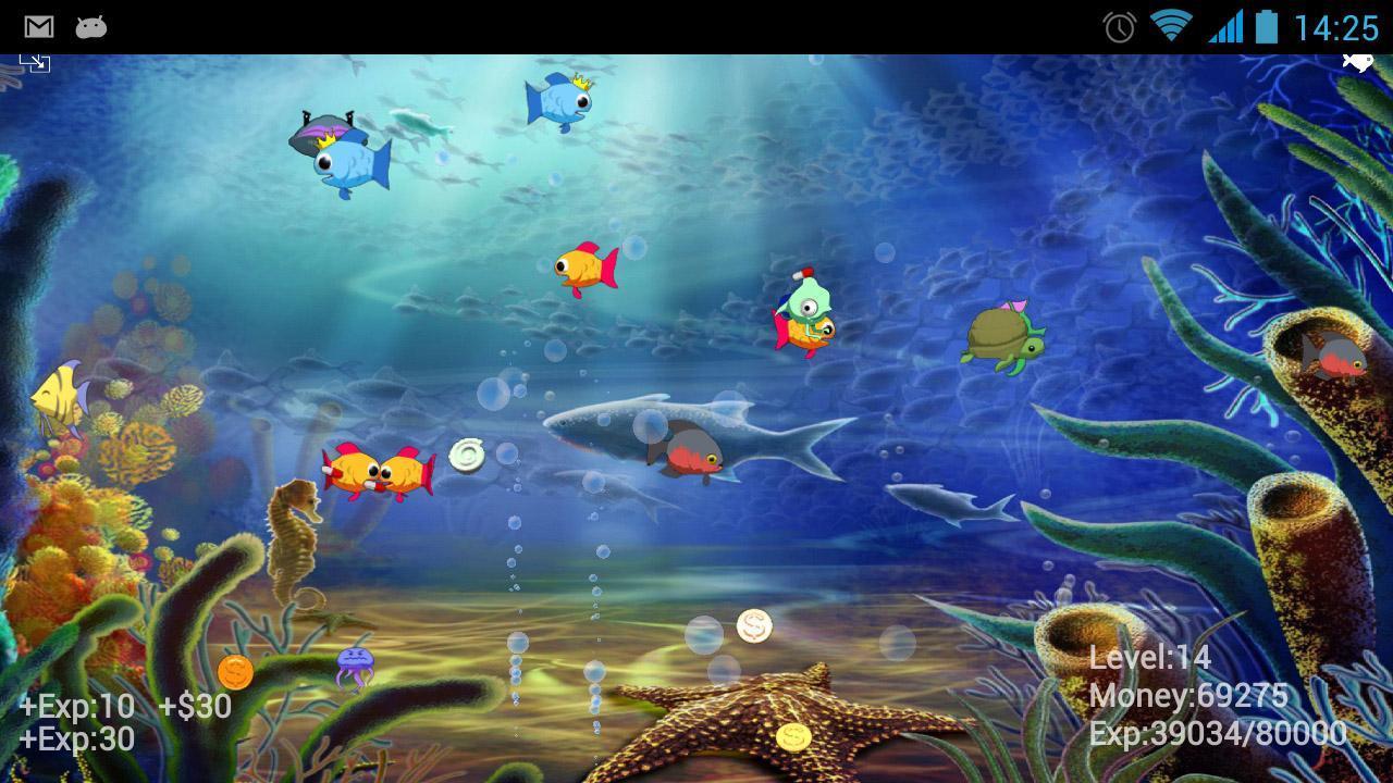 Aneh Akuarium Hidup Wallpaper For Android APK Download
