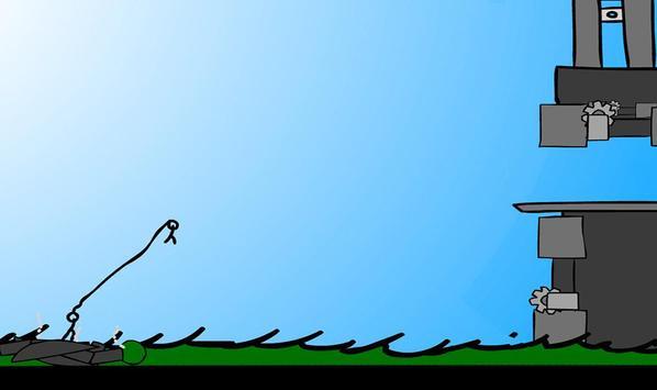 Stickman Jump Jump screenshot 3